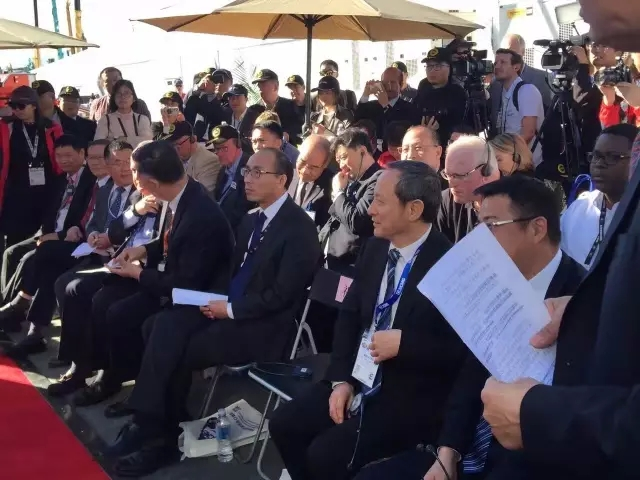 China Construction Machinery Brand Delegation unveiled in Las Vegas in 2017